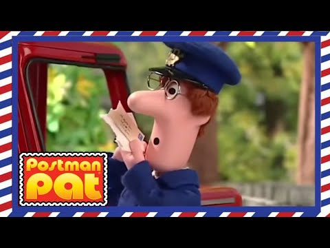 Postman Pat | The Playful Pets | Postman Pat Full Episodes | Kids Cartoon | Videos For Kids