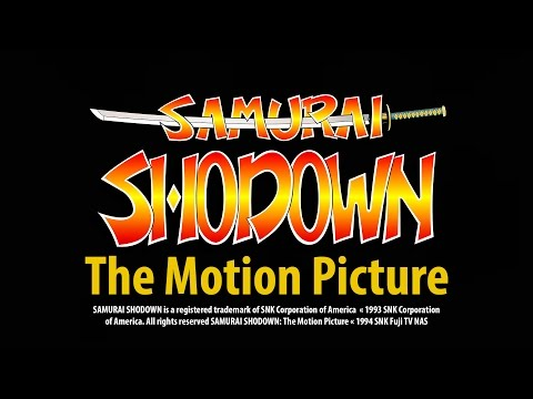 Samurai Shodown: The Motion Picture (The Movie -1994) HD