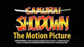 Samurai Shodown: The Motion Picture (The Movie -1994) HD