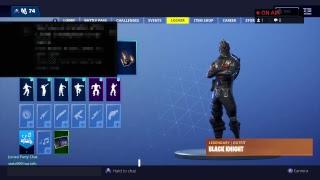 New Grimbles skin!!  Fortnite:Battle Royale