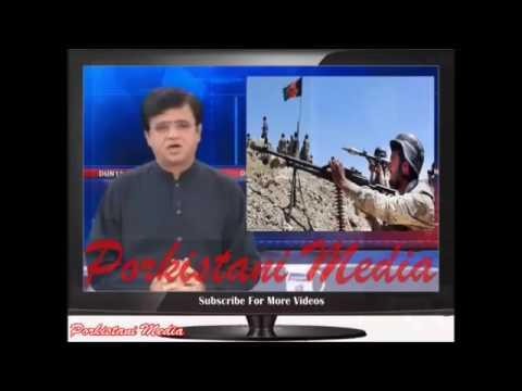 Pakistan and Afghanistan Exchange Heavy Gunfire Along Border: Pak Media