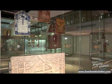 Musée Institut du Monde Arabe (Full HD)