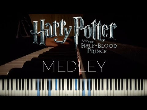 HARRY POTTER AND THE HALF-BLOOD PRINCE Medley mp3