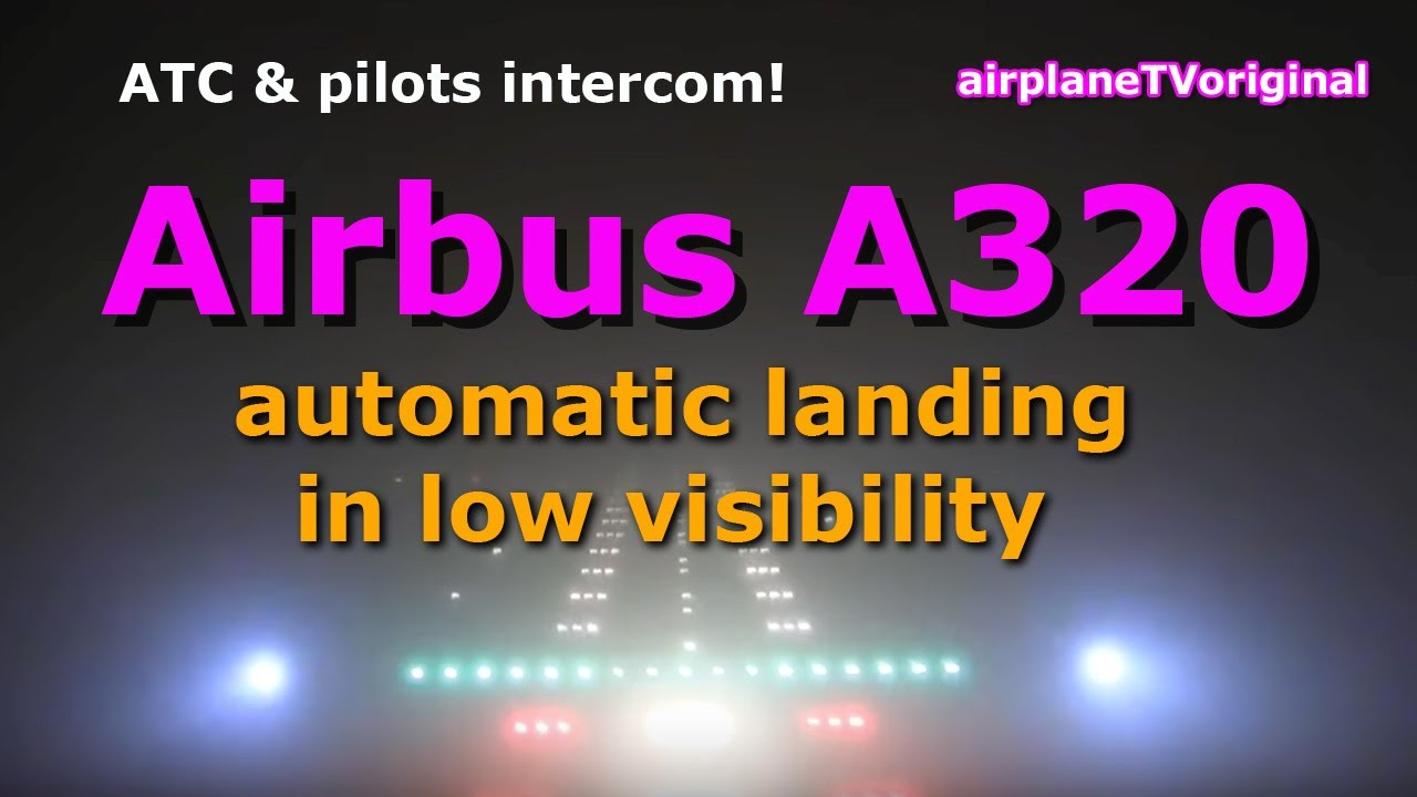 airbus a320 pilots 39 view ils approach cat iii loww vie in. Black Bedroom Furniture Sets. Home Design Ideas