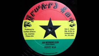 10'' - Prince Alla - Jah Morning Sun (& Dub)