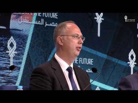 Mr. Hisham Ezz Al-Arab at the Egyptian Economic Development Conference (EEDC) - Sharm El-Sheikh