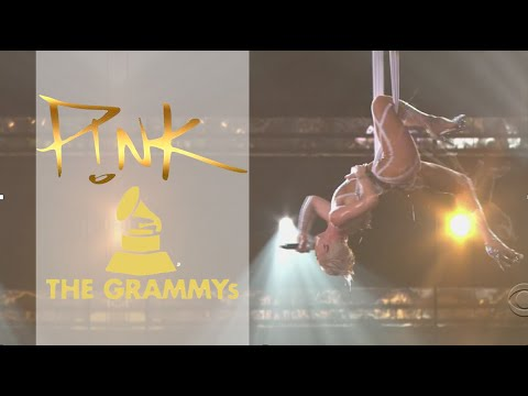 🔴 P!nk - Glitter In The Air LIVE on Grammys - HD 1080p