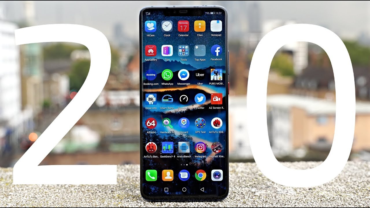 Huawei Mate 20 Pro Review - The Most Advanced Smartphone of