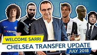 Video CHELSEA TRANSFER UPDATE - JULY 2018 (Part 3) download MP3, 3GP, MP4, WEBM, AVI, FLV Juli 2018