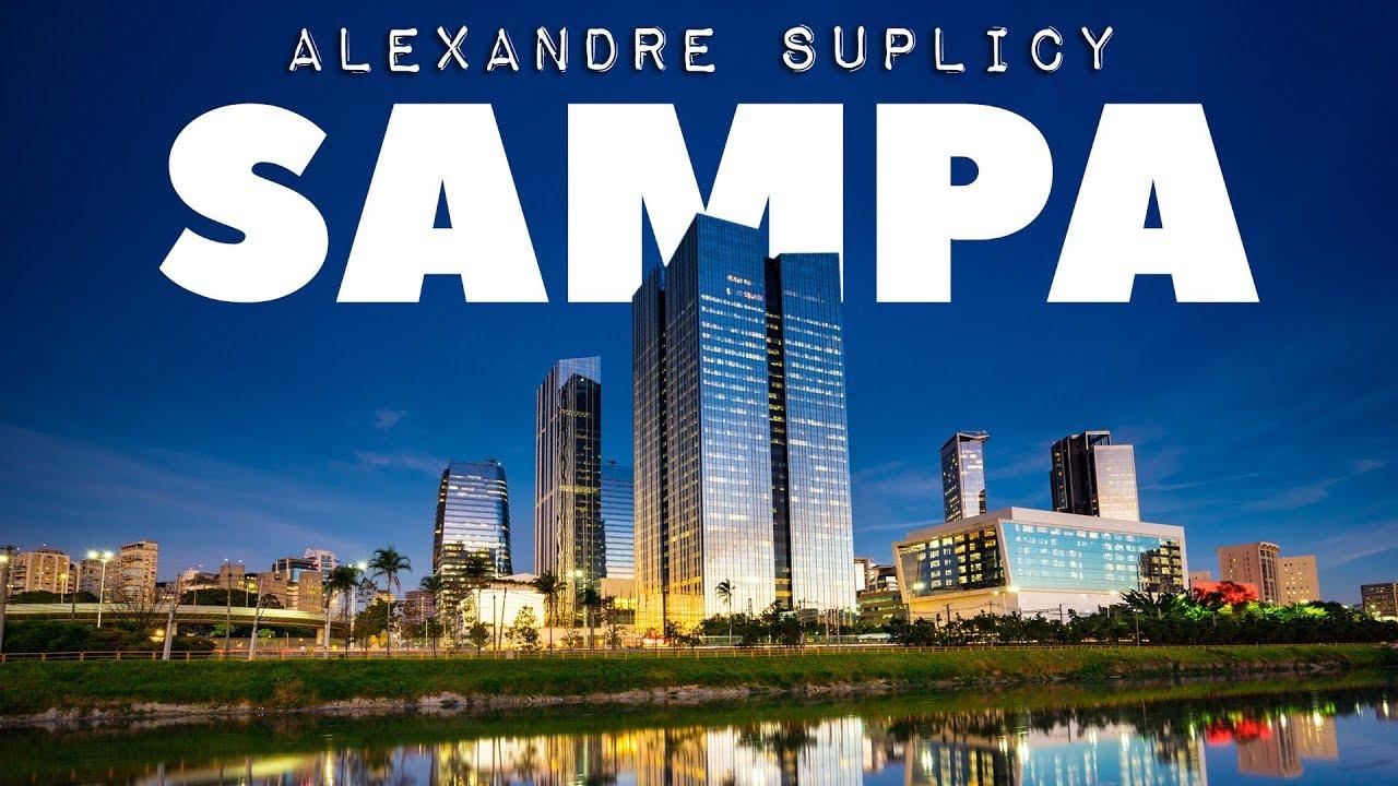 SAMPA - São Paulo vista por cima