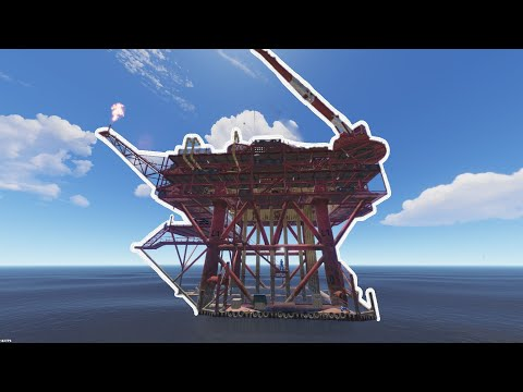 RUST - THE OIL RIG SNOWBALL thumbnail