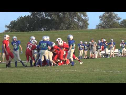 2014 Football game 3 Highlights