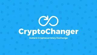 CryptoChanger - Cryptocurrency Exchange App
