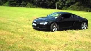 11 éves gyerek Audi R8-at rugat | Vezess TV