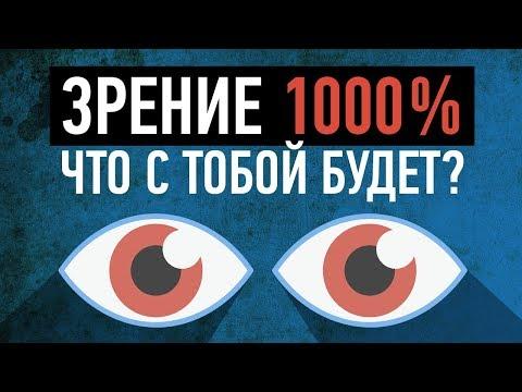 видео: ЧТО БУДЕТ, ЕСЛИ ТЫ ПОЛУЧИШЬ ЗРЕНИЕ 1000%?