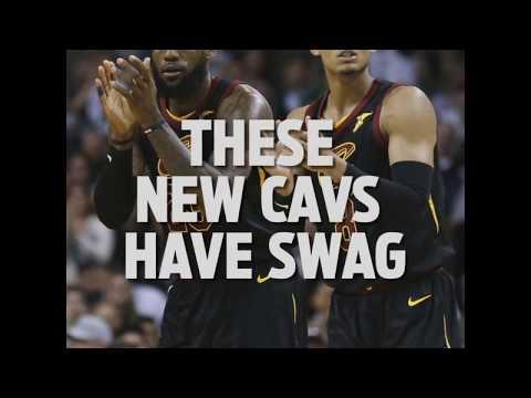 Underscore: New Cavs swag