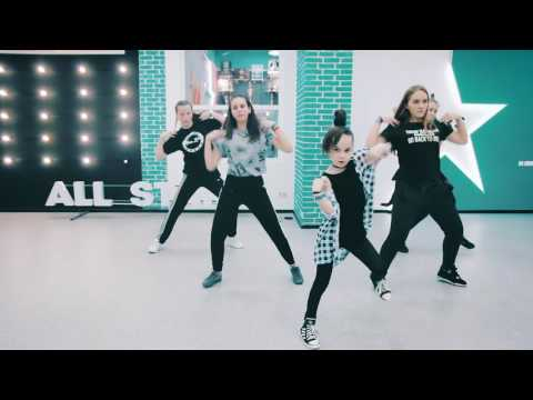 Mary J. Blige–Family Affair.Hip- Hop Choreography by Влад Лютенко.All Stars Workshop 11.2016
