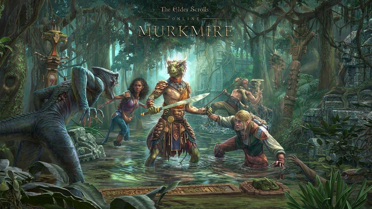 Elder Scrolls Online 'Murkmire' DLC launches on Xbox One
