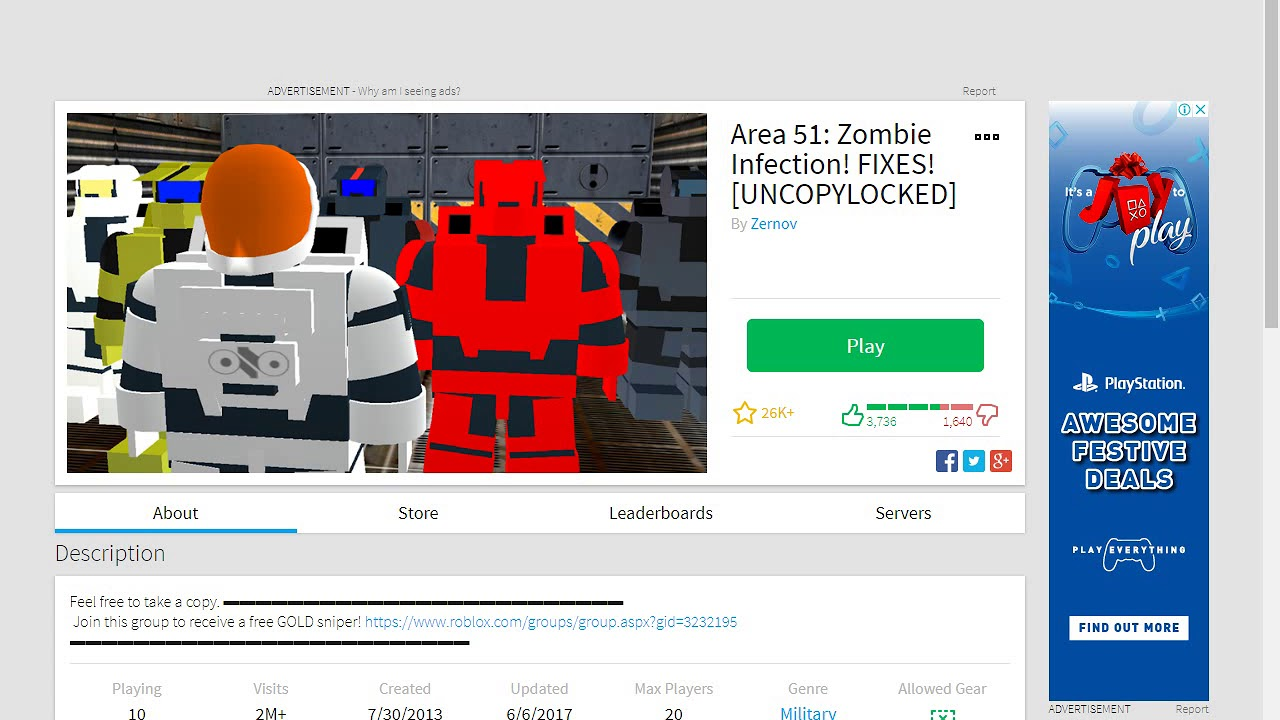 How To Copy Any Game On Roblox Youtube