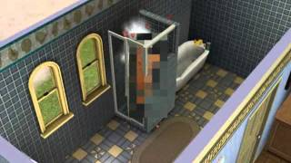 the sims 3 generations woohoo in the shower