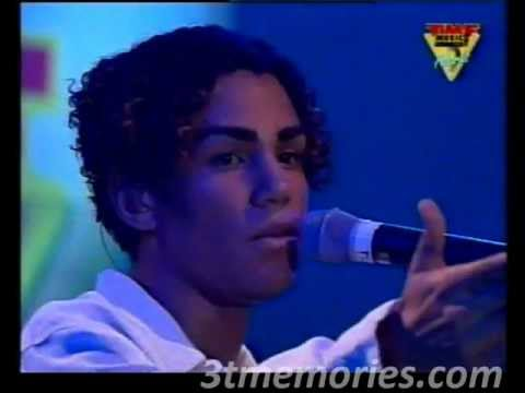 """3T performing """"I Need You"""" live on the Brotherhood Tour"""