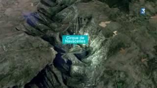 Cirque de Navacelles (34) : un canyon singulier dans le paysage
