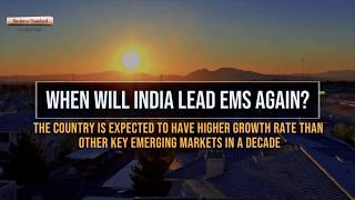 When will India lead Emerging Markets again?