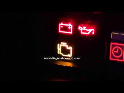 dodge engine management warning light need to diagnose