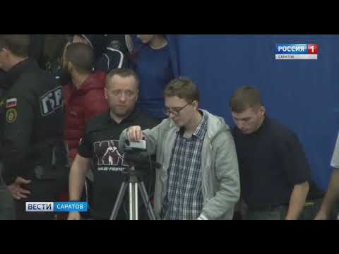В Саратове впервые прошёл Всероссийский турнир по спортивной борьбе