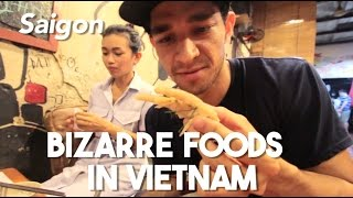 A Taste of Vietnam (Bizarre Food in Ho Chi Minh City)