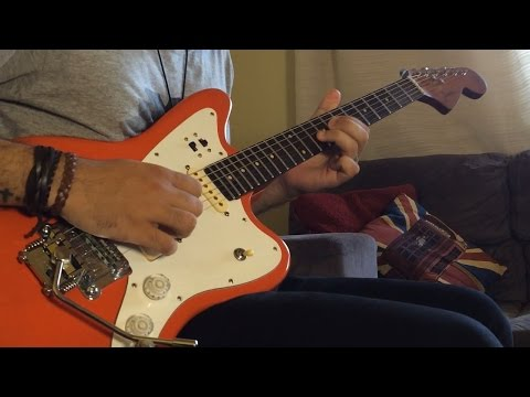 Mutemath - Typical // Guitar Cover