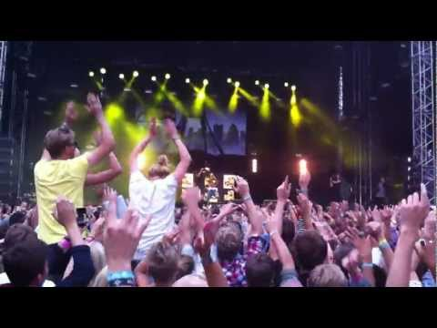 Wiz Khalifa - Black and Yellow (Live at Way out West 2011)