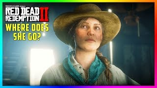 What REALLY Happened To Sadie Adler After You Beat Red Dead Redemption 2? (RDR2 Mystery Solved)