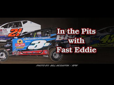 In the Pits with Fast Eddie - Matt Delorenzo - Victory Lane At Albany-Saratoga June 28, 2019