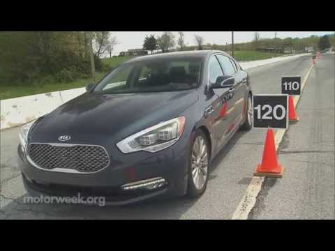 MotorWeek | Road Test: 2015 Kia K900