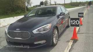 MotorWeek Road Test 2015 Kia K900