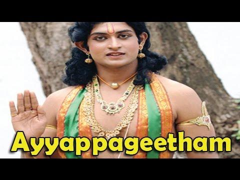 Malayalam Ayyappa Devotional Documentary - Ayyappageetham [HD]