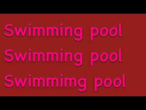 Swimming Pool Perry Gripp Lyrics Youtube