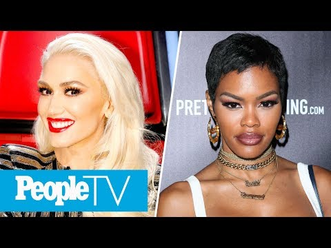 Gwen Stefani Goes On Vacation To Oklahoma, Teyana Taylor On