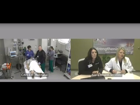 National Rural Health Day Telehealth Demonstration