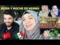 FUIMOS A UNA BODA TURCO-MEX 🇹🇷 Y Tarde Como Siempre! 😄 Mexicana En Turquía