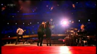"Robbie Williams LIVE @ 02 ""Not Like The Others"" HQ"