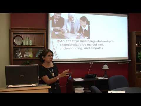 What Makes A Good Mentor - Faculty Fellow Iin Handayani