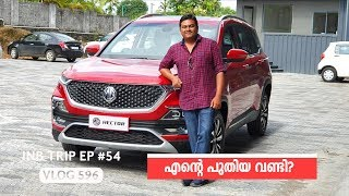 MG Hector - The Internet Car, Malayalam Review by Tech Travel Eat