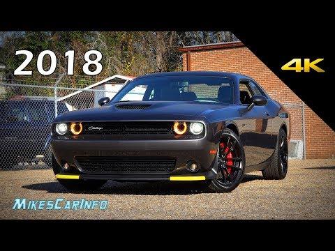 2018 Dodge Challenger T/A 392 - Ultimate In-Depth Look in 4K