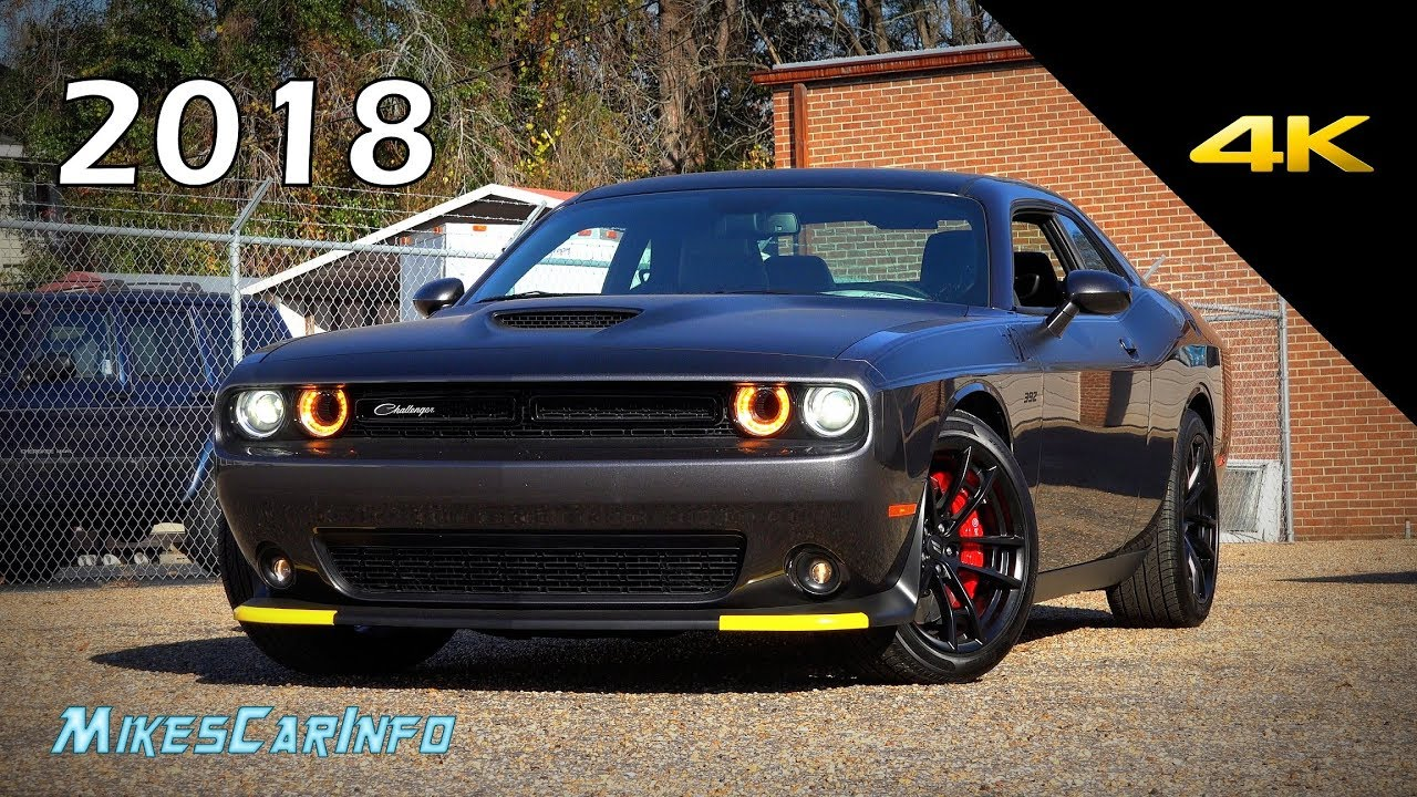 2018 Dodge Challenger T A 392 Ultimate In Depth Look In 4k Youtube