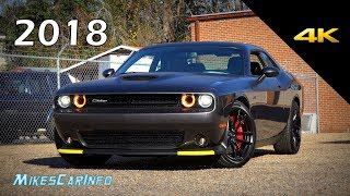 2018 Dodge Challenger T/A 392 - Ultimate In-Depth Look in 4K