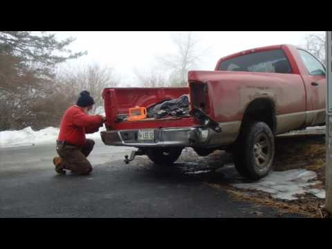 2002 Dodge Ram 1500 Tail Light Removal