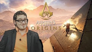 """Мои впечатления от """"Assassin's Creed: Истоки"""" + Обзор игры"""