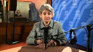 Видео-послание Генерального директора ЮНЕСКО по случаю Всемирного дня радио